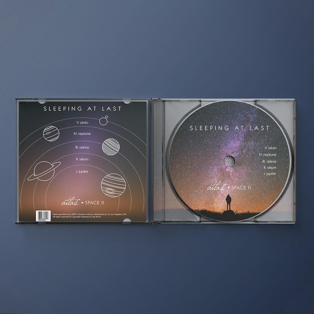 Sleeping At Last - CD Concept